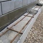 Бетонная отмостка вокруг дома - фото и характеристика бетонной отмостки с утеплением 1