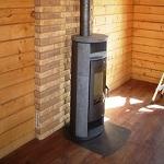 Устройство печи в деревянном доме 1