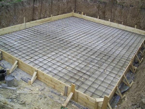 Плитный фундамент - технология, армирование, стоимость 2
