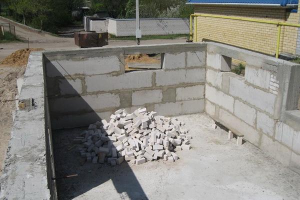 Строительство цокольного этажа своими руками - возводим одноэтажный дом с цокольным этажом 2