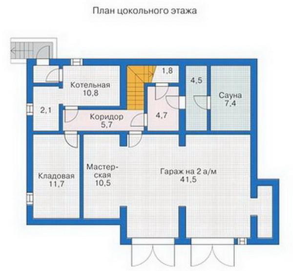 Строительство цокольного этажа своими руками - возводим одноэтажный дом с цокольным этажом 3