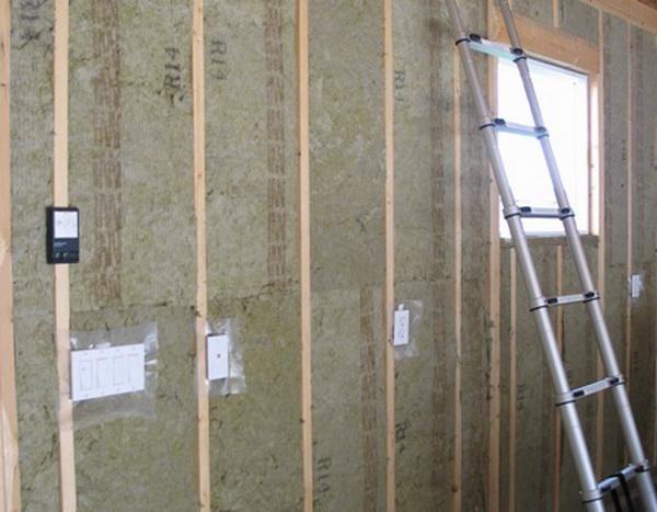 Теплоизоляционные материалы для стен внутри частного дома 2