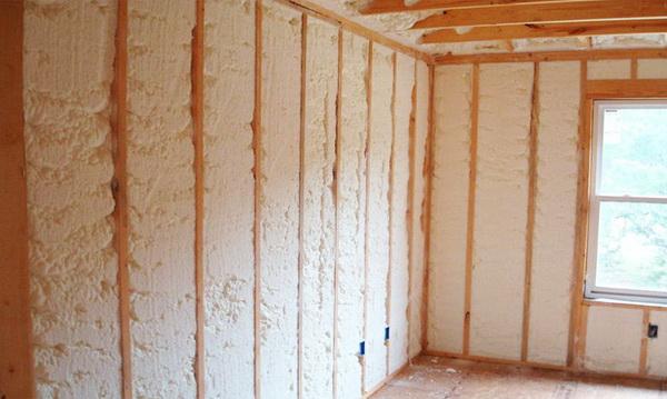 Утепление пенополиуретаном - отзывы хозяев частных домов 5