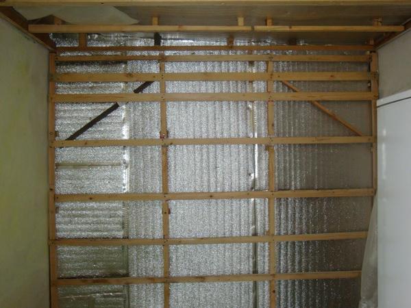 Пароизоляция стен каркасного дома изнутри современными материалами 5