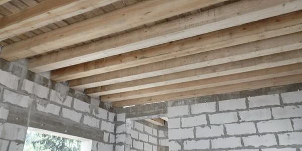 Какие лучше использовать перекрытия в домах из газобетона - варианты 3