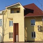 Виды и применение фиброцементных плит для фасадов частных домов 1