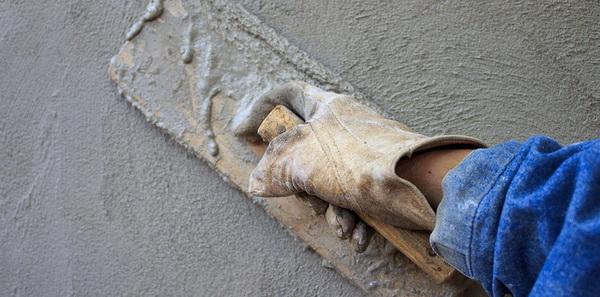 Применяем теплую штукатурку для фасада кирпичного дома 4