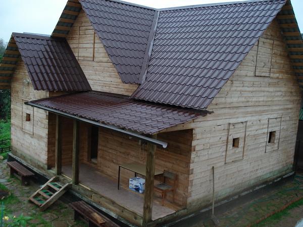 Как утеплить дом из бруса снаружи - технологии и материалы 2