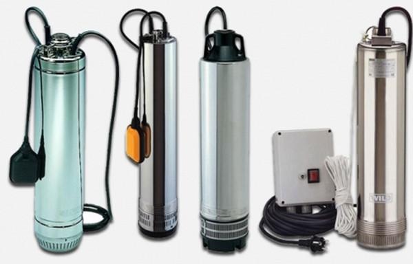Выбор насоса для водоснабжения частного дома от колодца или скважины 3