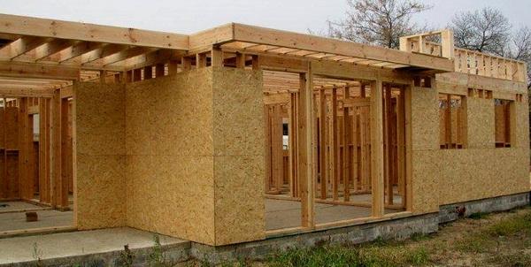 Поэтапная технология строительства каркасного дома - от А до Я 5