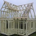 Поэтапная технология строительства каркасного дома - от А до Я 1