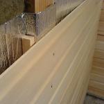 Как правильно утеплить стены в бане изнутри – способы и варианты 1