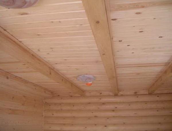 Потолок в бане своими руками - пошаговое руководство 2