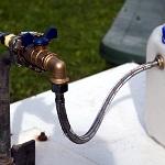 Как можно продуть водопровод перед зимой 1
